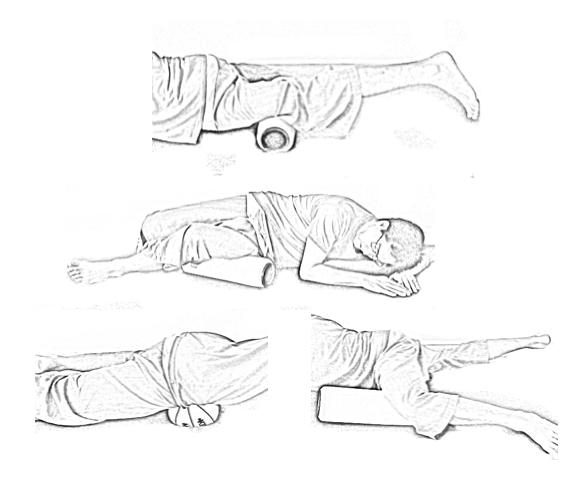 release-knees-hip-flexors